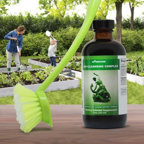 БАД для очищения организма от грибков и паразитов